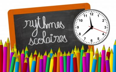 RYTHMES SCOLAIRES – RETOUR A LA SEMAINE DE 4 JOURS