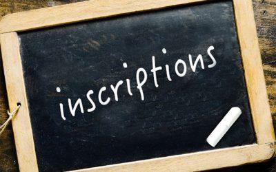 INSCRIPTIONS 2018-2019 Restauration scolaire (hors collège), périscolaire, mercredi.  Enfants et adolescents (3-17 ans)