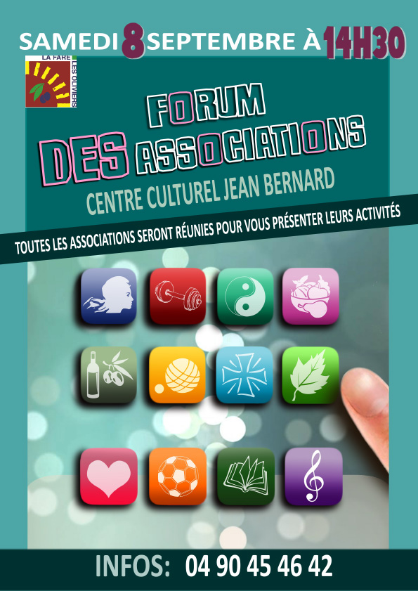 Forum des Associations @ Centre Culturel Jean Bernard