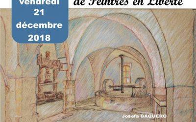 EXPOSITION DES LAUREATS DE « PEINTRES EN LIBERTE »
