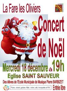 Concert de Noël @ Eglise Saint Sauveur