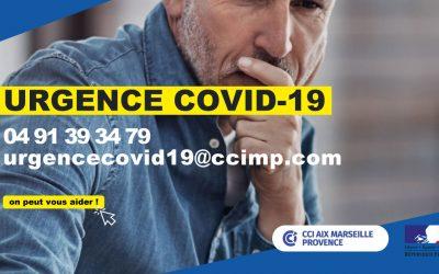 GUICHET UNIQUE POUR COMMERÇANTS ET ENTREPRISES – COVID-19