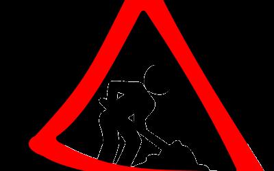 BREVE DE TRAVAUX – Chemin de St Eloi, chemin de la Bosque n° 2 et avenue Joliot Curie