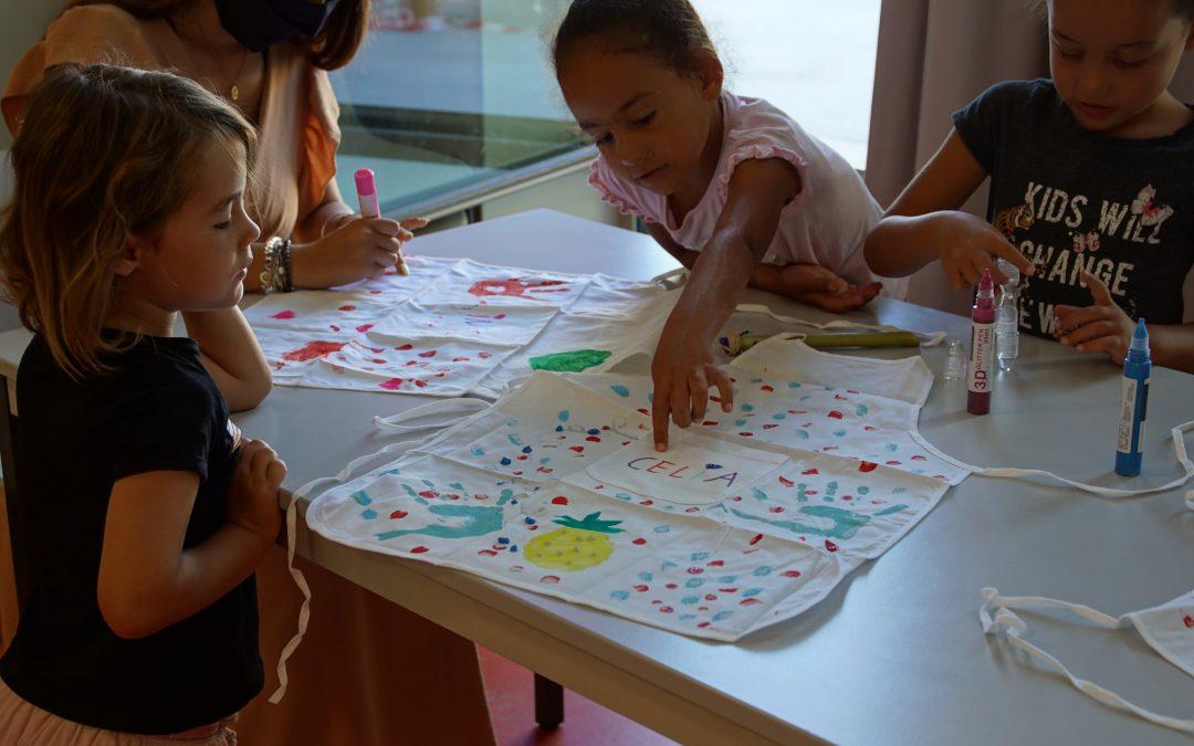 INSCRIPTIONS AUX SERVICES D'ACCUEIL DES ENFANTS DE 3 A 11 ANS