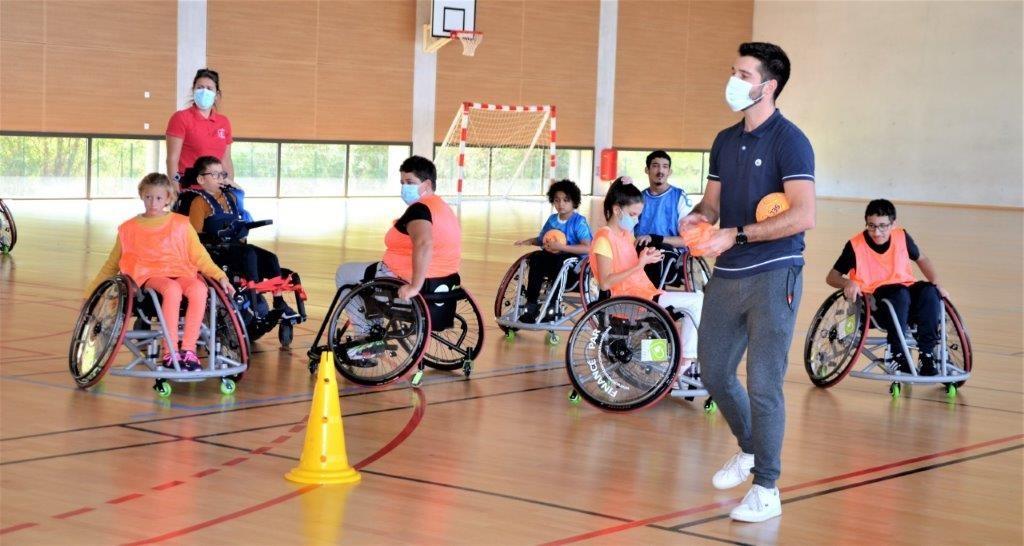 Continuer à partager des moments heureux et sportifs avec le Tous Ensemble Sporting Club